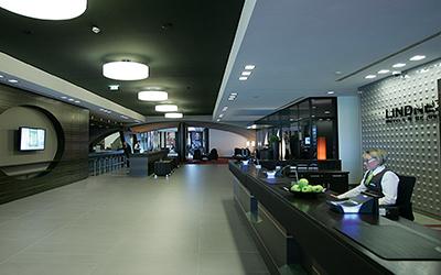 weblobby area
