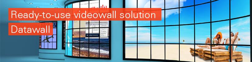 banner datawall web