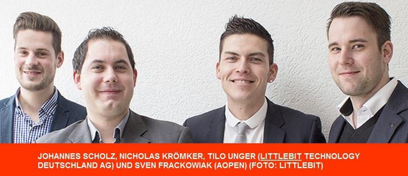 littlebit technology deutschland ag team