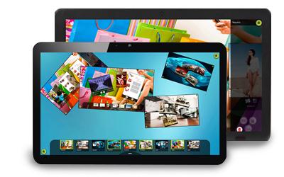 mobile page plug and play