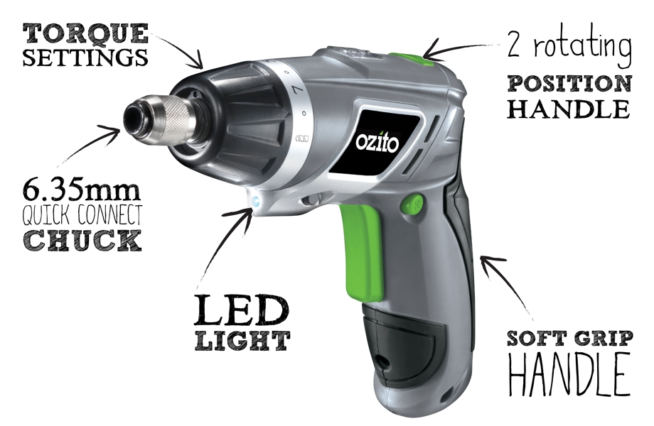 38v lithium ion cordless screw driver