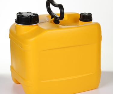 small jerrycans yellow