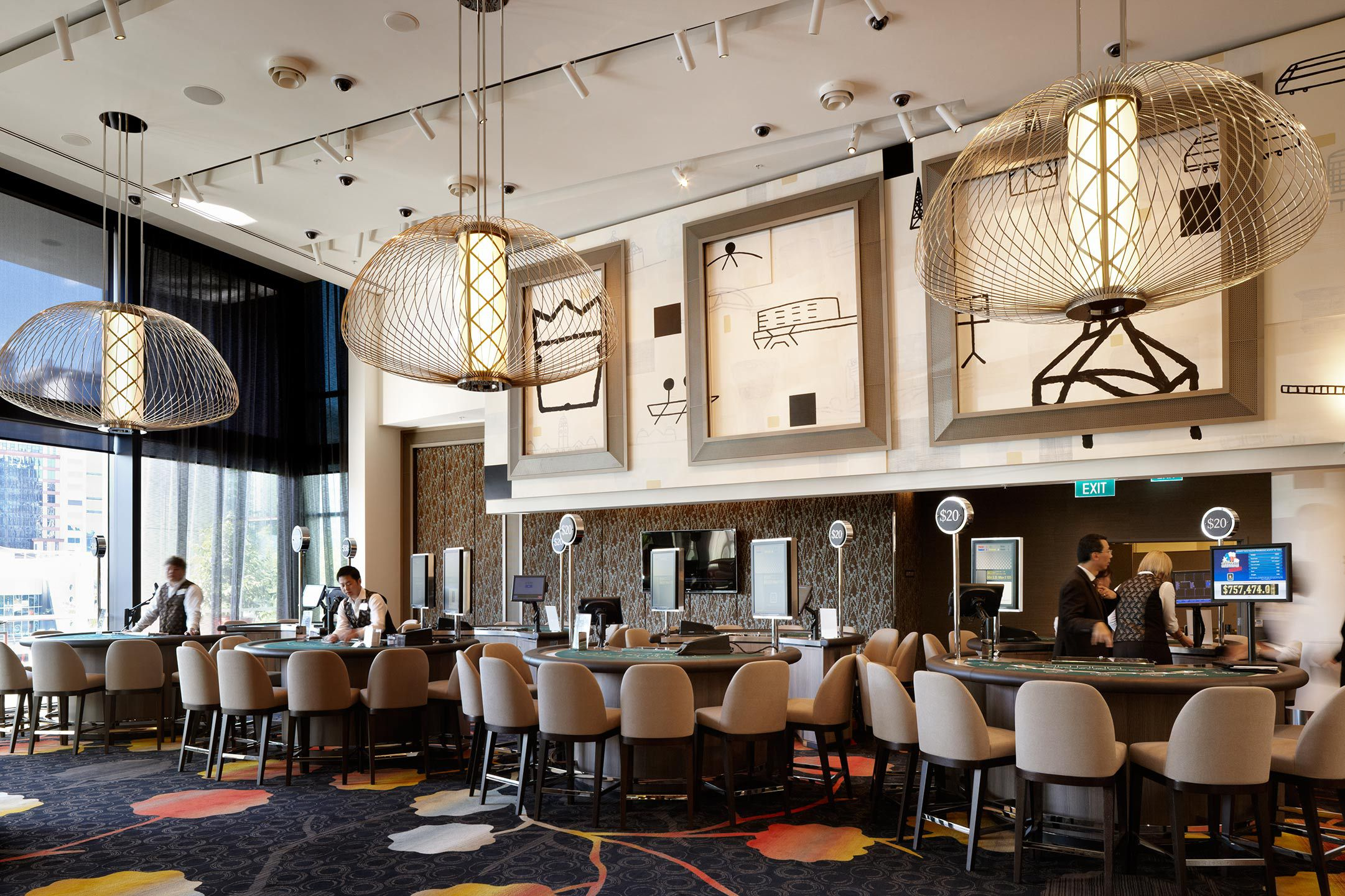 Restaurants At Crown Casino Melbourne
