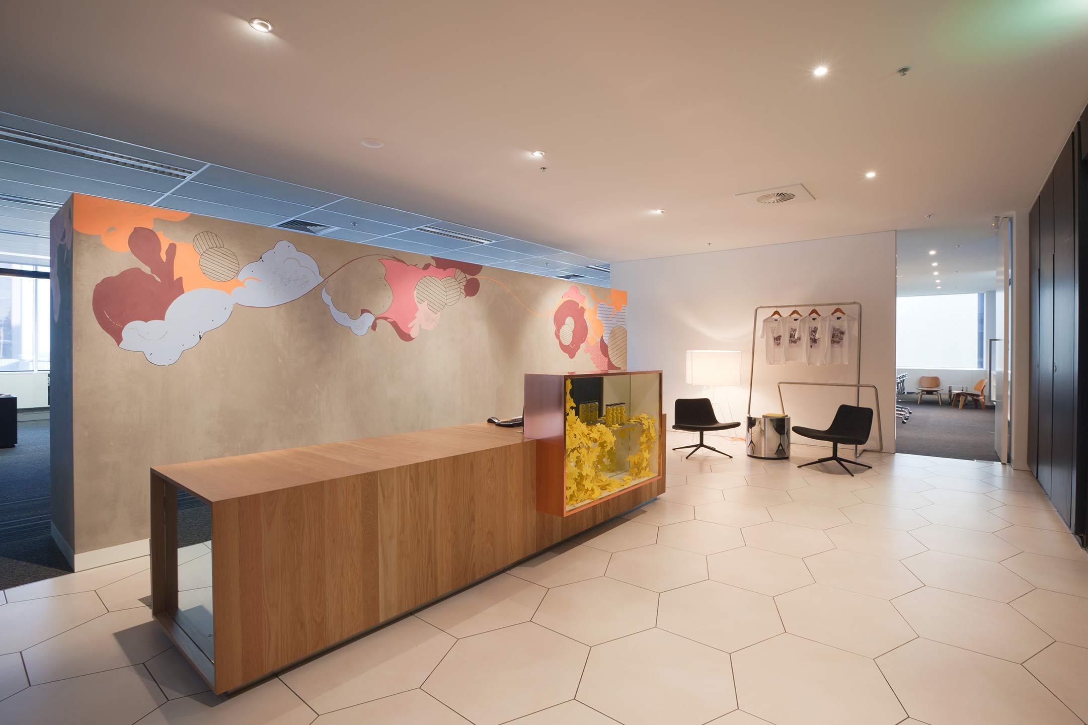 Red design group melbourne office for Interior design recruitment agencies melbourne