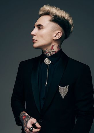 james calabria franco of canberra act hommes style cut