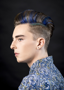 2016 tiffany greenhaw hartleys hairdressing wa hommes style junior